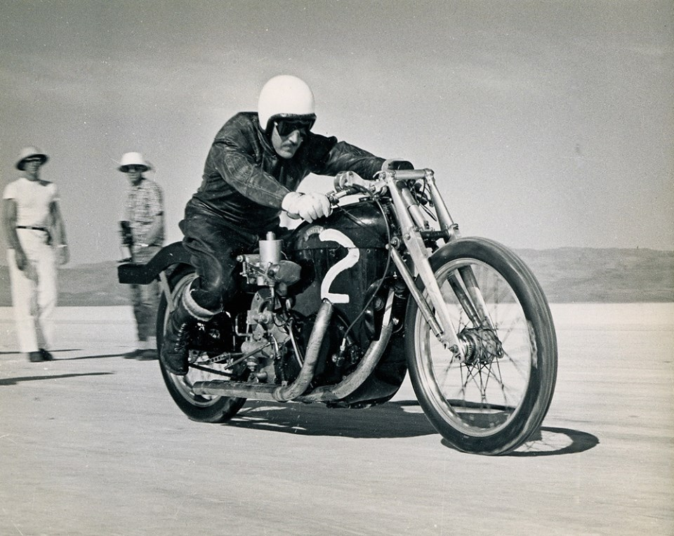 SpeedisExpensive: The Untold Story of the Vincent Motorcycle